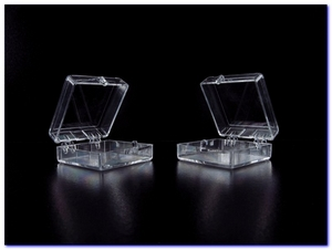 BJ Plastic Crystal Boxes